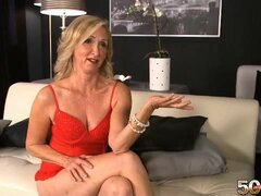 Hot Mature Explains Why She Loves Porn