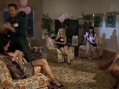 Horny Cougars Want Strippers For a Bachelorette Party