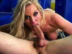Lustful Blonde Rebecca Moore Rides A Hard Cock In Hot Scene