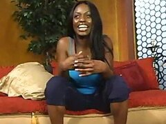 Submissive Ebony Chick in a Hardcore Fuck
