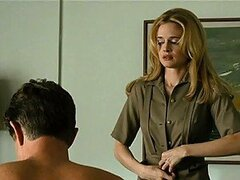 Stunning Heather Graham Shows Her Hot Body In Lingerie