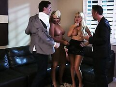 A Brazzers New Year/Nikki Benz