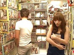 Dreamlike adult shop scene 3 Rio(censored)